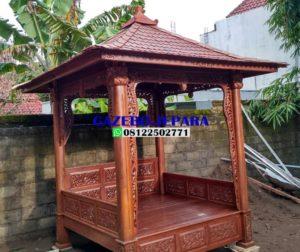 Gazebo ukir kayu jati 1 300x252 - Gazebo ukir kayu jati