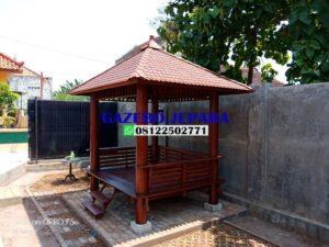 Saung uitzichtpunt taman minimalis 300x225 - Saung taman minimalis
